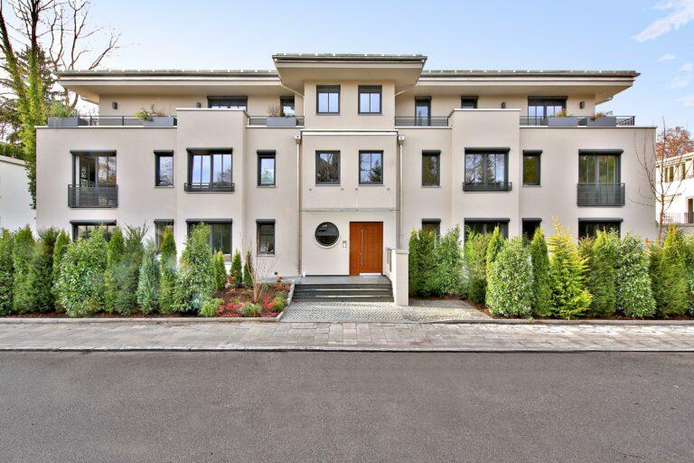 Apartment building | Munich-Solln | 2016