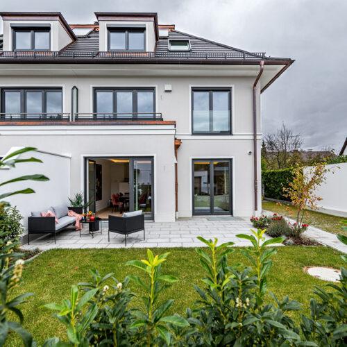 Twin house | Munich-Großhadern | 2019