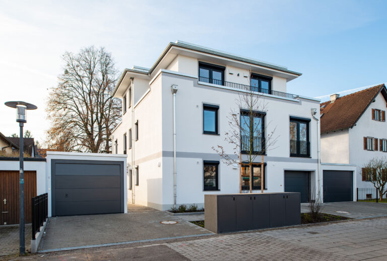Apartment building | Munich-Untermenzing | 2020