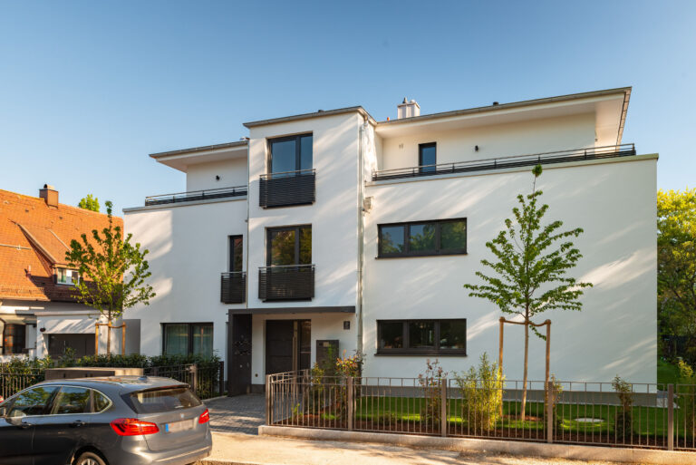 Apartment building | Munich-Pasing | 2019