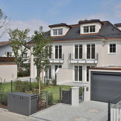 Twin house | Munich-Ottobrunn | 2019