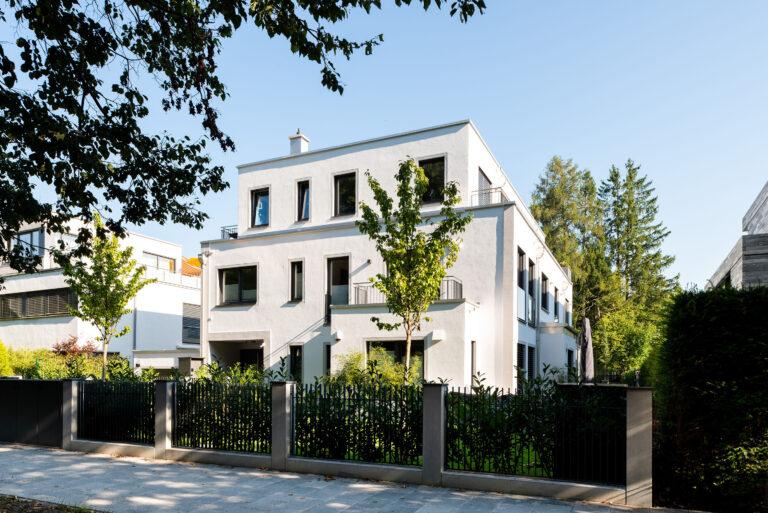 Apartment building   Munich-Harlaching   2021