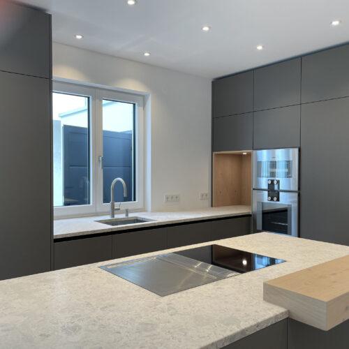 Twin house   Munich-Denning   2021